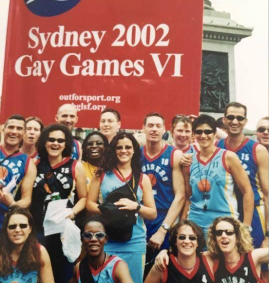 Sydney 2002!